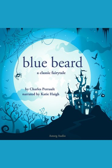 Blue Beard - Best of stories and tales for children - cover