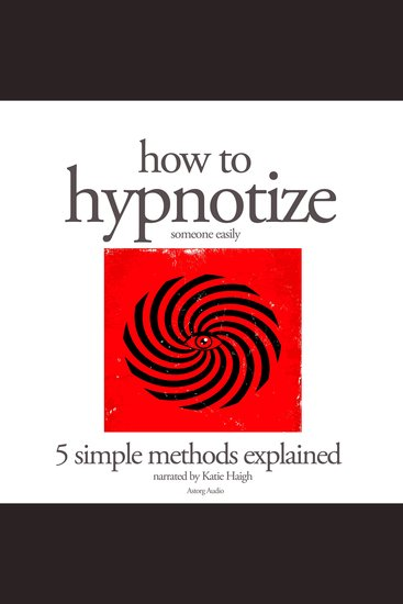 How to Hypnotize - cover