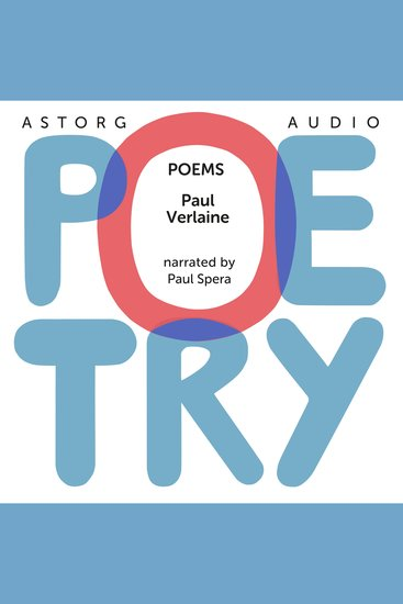 Poems by Paul Verlaine - cover