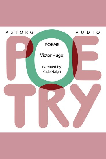 Poems by Victor Hugo - cover