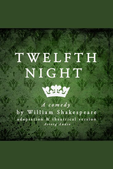 Twelfth Night - Best of Shakespeare - cover