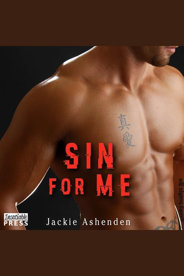 Sin for Me - cover