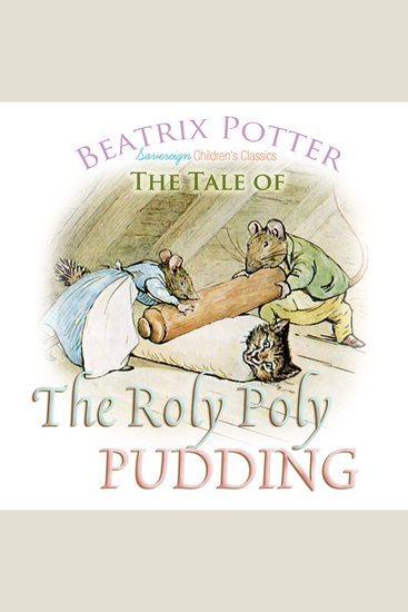 The Roly Poly Pudding - cover