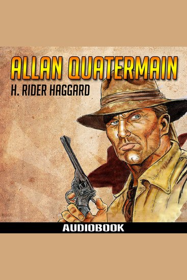 Allan Quatermain - cover