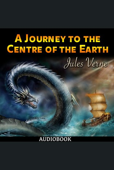 Journey to the Centre of the Earth A - cover