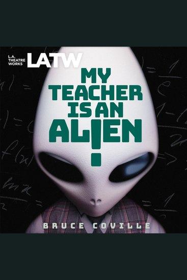 My Teacher is an Alien - cover