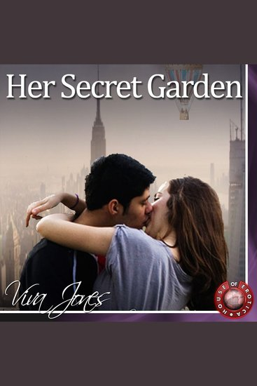 Her Secret Garden - An Erotic Story - cover