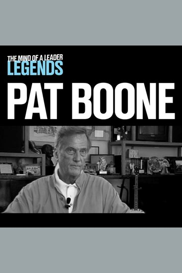 Pat Boone - cover