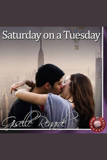Saturday on a Tuesday - An Erotic Story - cover