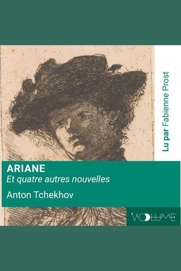 Ariane et 4 nouvelles - cover