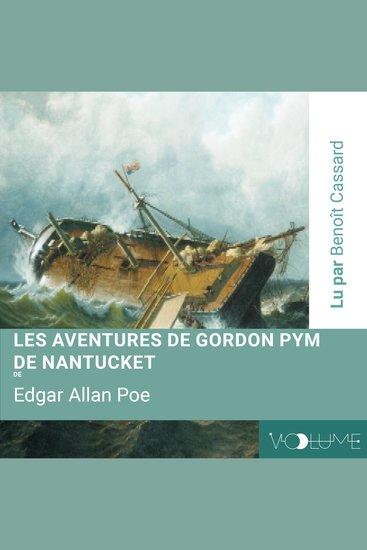 Les aventures d'Arthur Gordon Pym de Nantucket - cover