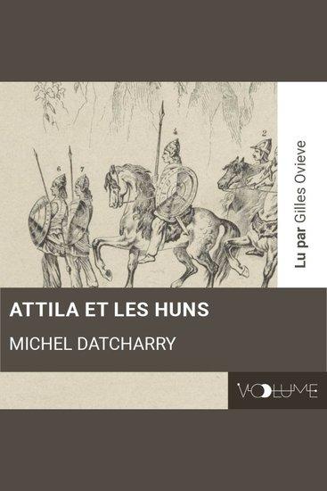 Attila et les Huns - cover