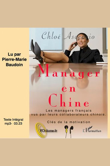 Manager en Chine - cover