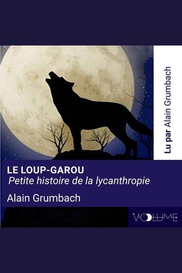 Petite histoire de la Lycanthropie - cover