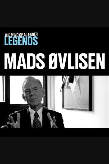 Mads Øvlisen - cover