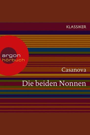 Die beiden Nonnen (Ungekürzte Lesung) - cover