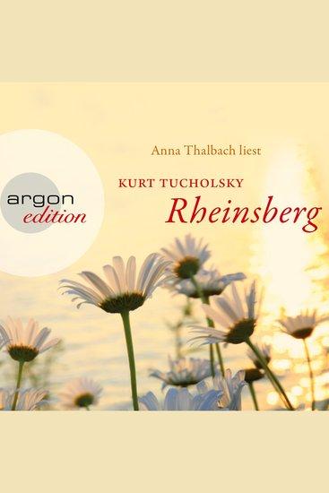 Rheinsberg (Ungekürzte Fassung) - cover