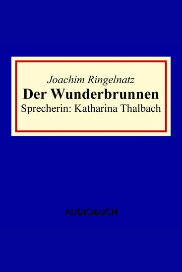 Der Wunderbrunnen - cover