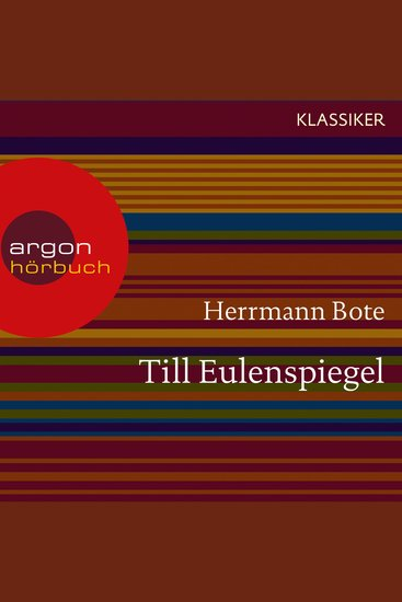 Till Eulenspiegel (Ungekürzte Lesung) - cover
