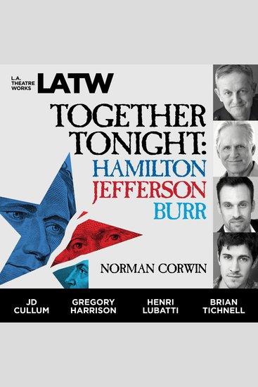 Together Tonight - Hamilton Jefferson Burr - cover