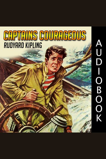 Captains Courageous - cover
