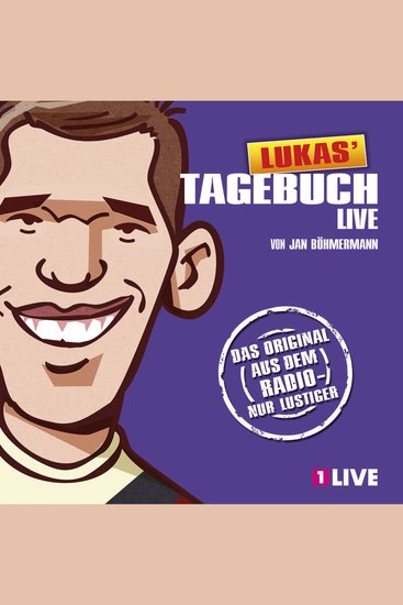 Lukas' Tagebuch - cover