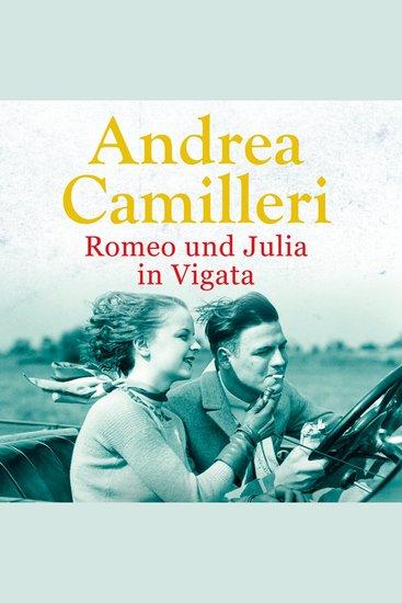 Romeo und Julia in Vigata - cover
