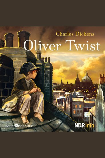 Oliver Twist - cover