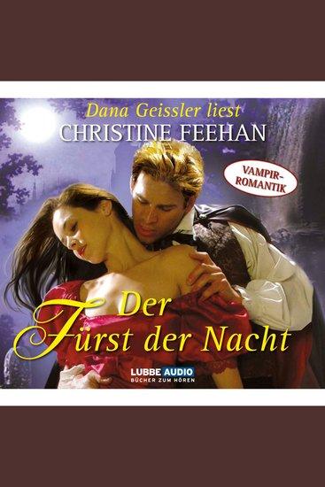 Der Fürst der Nacht - Die Legende der Karpathianer 3 - cover