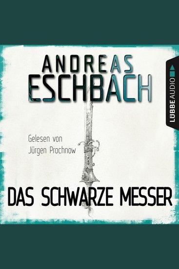 """Das schwarze Messer - Kurzgeschichte (Spin-Off zu """"Herr aller Dinge"""") - cover"""