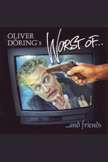 Worst of and friends - cover