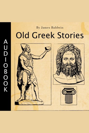 Old Greek Stories - cover