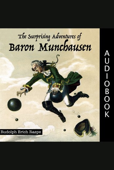 The Surprising Adventures of Baron Munchausen - cover