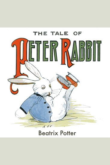 The Tale of Peter Rabbit - cover