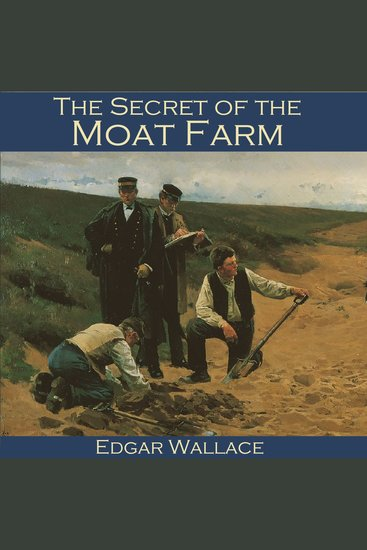 The Secret of the Moat Farm - cover