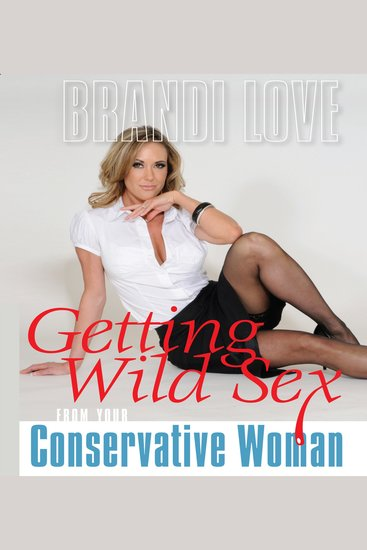 Getting Wild Sex from Your Conservative Woman - cover