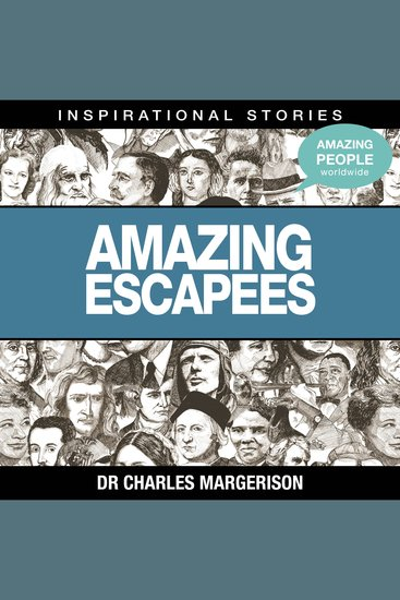 Amazing Escapees - cover