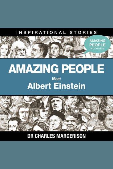 Meet Albert Einstein - cover