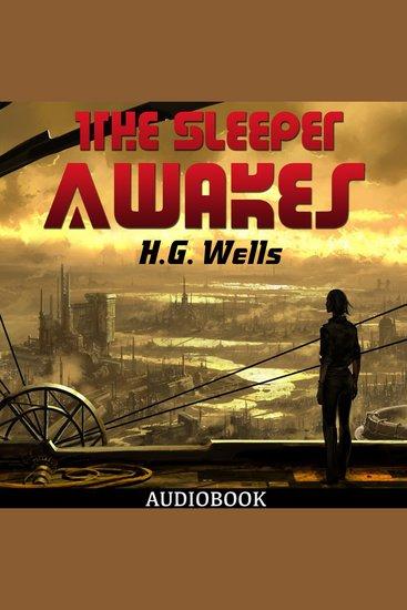 The Sleeper Awakes - cover