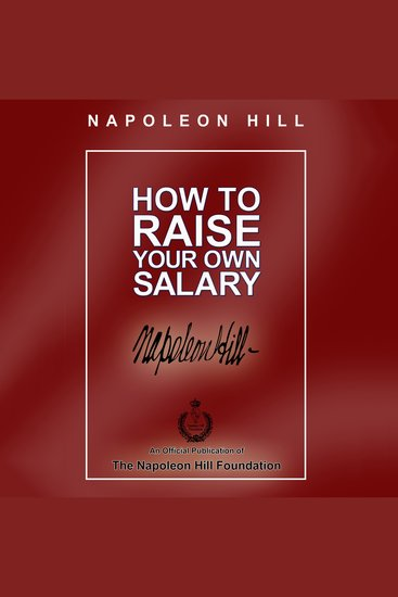 How to Raise Your Own Salary - cover