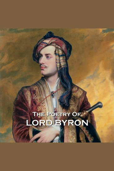 The Poetry of Lord Byron - cover