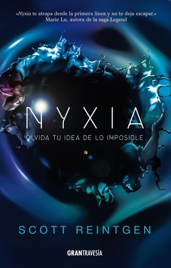 Nyxia - cover