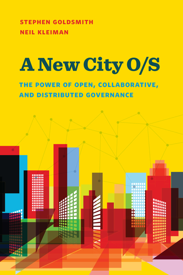 A New City O S - The Power of Open Collaborative and Distributed Governance - cover