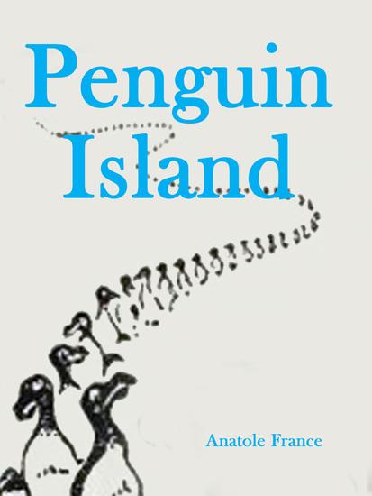 Penguin Island - cover
