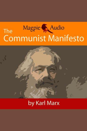 The Communist Manifesto (Unabridged) - cover