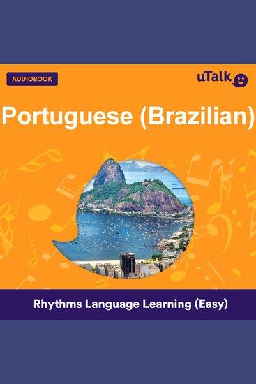 uTalk Portuguese (Brazilian) - cover