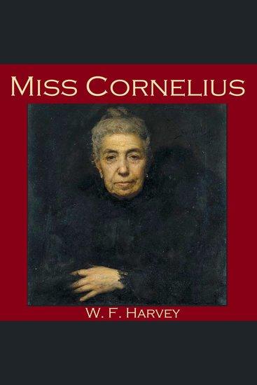 Miss Cornelius - cover