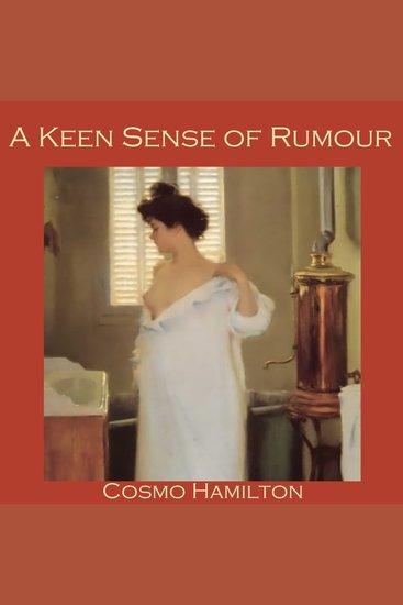 A Keen Sense of Rumour - cover