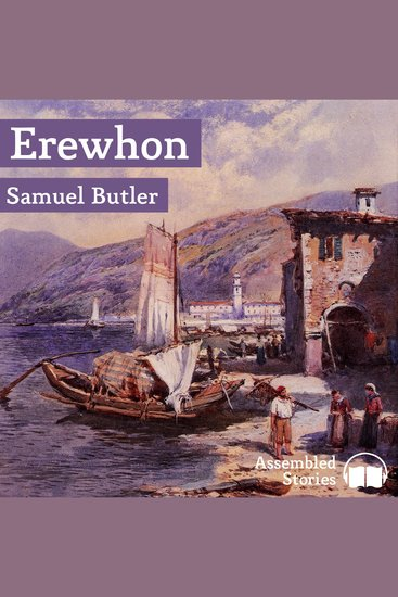 Erewhon - cover