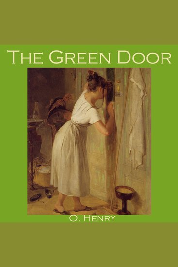 The Green Door - cover